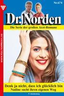 Patricia Vandenberg: Dr. Norden 674 – Arztroman ★★★