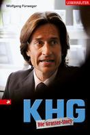 Wolfgang Fürweger: KHG Die Grasser-Story ★★★★