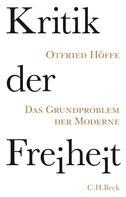 Otfried Höffe: Kritik der Freiheit ★★★★