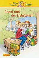 Julia Boehme: Conni-Erzählbände 2: Conni und der Liebesbrief ★★★★