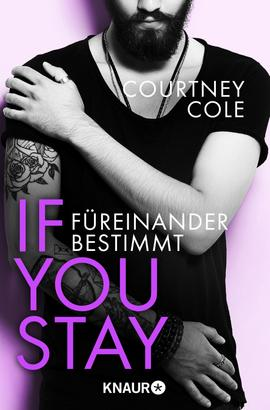 If you stay – Füreinander bestimmt