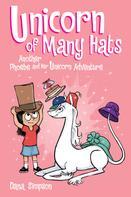 Dana Simpson: Unicorn of Many Hats (Phoebe and Her Unicorn Series Book 7) ★★★★★