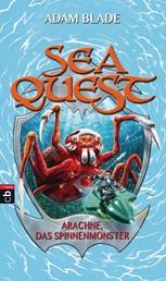Sea Quest - Arachne, das Spinnenmonster - Band 5