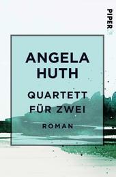 Quartett für zwei - Roman