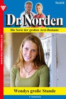 Patricia Vandenberg: Dr. Norden 654 – Arztroman ★★★★