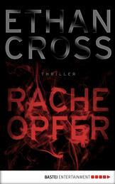 Racheopfer - Ein Shepherd-Thriller