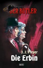 Der Butler 01 - Die Erbin