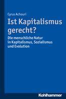 Cyrus Achouri: Ist Kapitalismus gerecht?