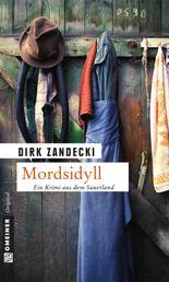 Mordsidyll - Kriminalroman