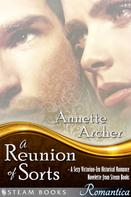 Annette Archer: A Reunion of Sorts - A Sexy Victorian-Era Historical Romance Novelette from Steam Books