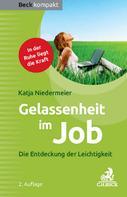 Katja Niedermeier: Gelassenheit im Job ★★