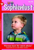 Elisabeth Swoboda: Sophienlust 378 – Familienroman ★★★★★