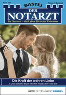 Karin Graf: Der Notarzt 320 - Arztroman ★★★★★