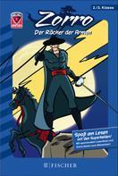 Henning Ahrens: Helden-Abenteuer: Zorro – Der Rächer der Armen ★★★★