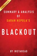 Instaread: Blackout by Sarah Hepola | Summary & Analysis