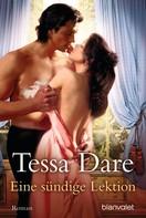 Tessa Dare: Eine sündige Lektion ★★★★