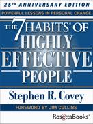 Stephen Covey: The 7 Habits of Highly Effective People