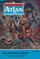 Ernst Vlcek: Atlan 30: Das steinerne Labyrinth ★★★★★