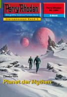 Claudia Kern: Perry Rhodan 2204: Planet der Mythen ★★★★★