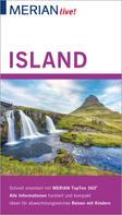 Dörte Saße: MERIAN live! Reiseführer Island ★★★★