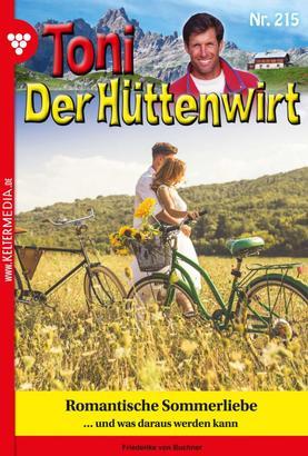 Toni der Hüttenwirt 215 – Heimatroman