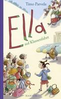 Timo Parvela: Ella auf Klassenfahrt ★★★★★