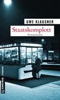 Uwe Klausner: Staatskomplott ★★★
