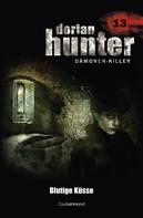 Ernst Vlcek: Dorian Hunter 13 - Blutige Küsse