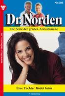 Patricia Vandenberg: Dr. Norden 608 – Arztroman ★★★★