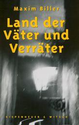 Land der Väter und Verräter - Erzählungen