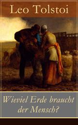 Wieviel Erde braucht der Mensch? - Die Erzählung über die Gier des materiellen Besitztums von Lew Tolstoi