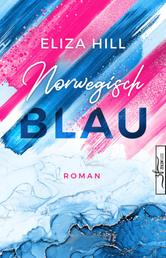 Norwegisch Blau - Liebesroman