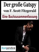 Robert Sasse: Der große Gatsby von F. Scott Fitzgerald
