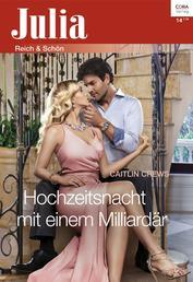 Hochzeitsnacht mit einem Milliardär