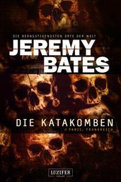 DIE KATAKOMBEN - Horrorthriller