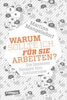 Martina Mangelsdorf: Warum sollte ich für Sie arbeiten? ★★★