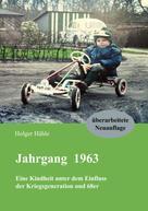 Holger Hähle: Jahrgang 1963