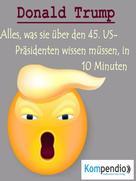 Robert Sasse: Donald Trump (Biografie kompakt): ★★