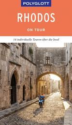 POLYGLOTT on tour Reiseführer Rhodos - 14 individuelle Touren über die Insel
