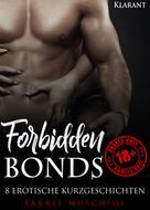 Bärbel Muschiol: Forbidden Bonds. 8 erotische Kurzgeschichten ★★★★