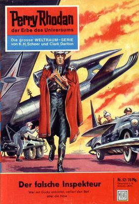 Perry Rhodan 52: Der falsche Inspekteur
