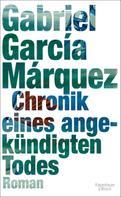 Gabriel García Márquez: Chronik eines angekündigten Todes ★★★★