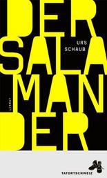 Der Salamander - Ein Tanner-Kriminalroman