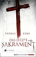 Thomas Kowa: Das letzte Sakrament ★★★★