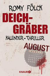 Deichgräber - Kalender-Thriller: August