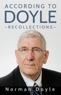 Norman Doyle: According to Doyle