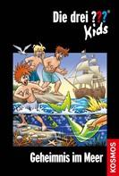 Ulf Blanck: Die drei ??? Kids, 66, Geheimnis im Meer (drei Fragezeichen Kids) ★★★★