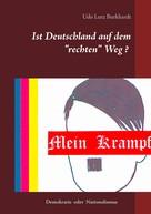 Udo Lutz Burkhardt: Mein Krampf