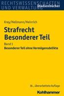 Volker Krey: Strafrecht Besonderer Teil ★★★★★