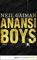 Neil Gaiman: Anansi Boys ★★★★★
